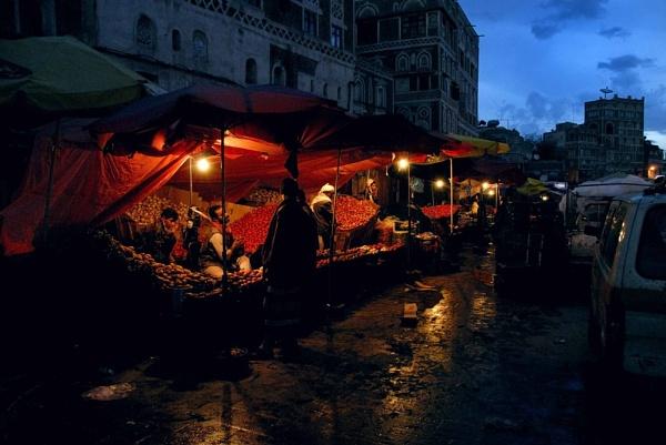 Night market by MorneR