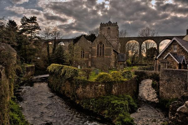 Country Churchyard [2] by sospan