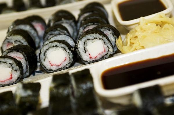 sushi by DUANE_MANALO
