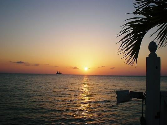 Sunset Cayman Island by jennyk