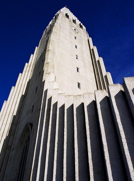 Reykjavik Cathedral by navigatornick