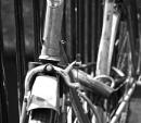 The Old bike by redjoker