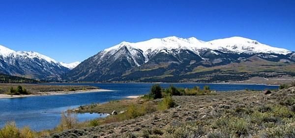 Colorado Lake by CarolB4
