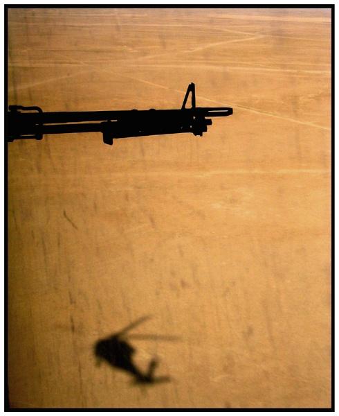 machine gun by WimdeVos