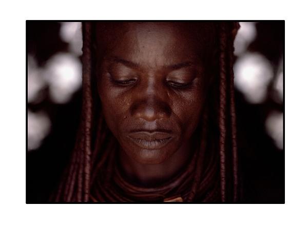 Ovahimba woman by WimdeVos