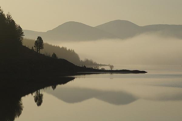 Misty Loch Doon by DaveH64