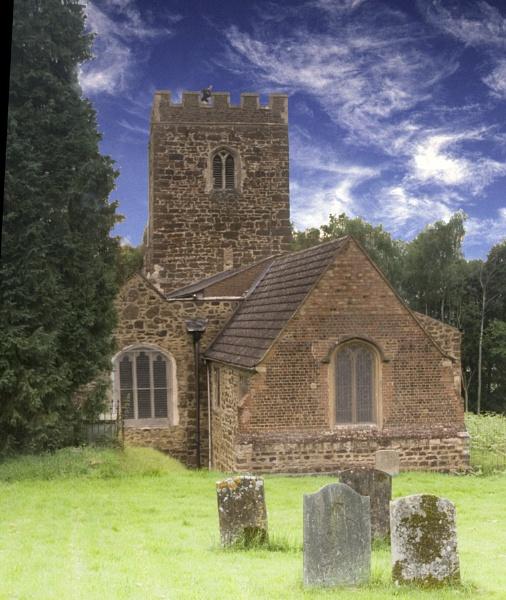 Bow Brickhill Church 2 by freds