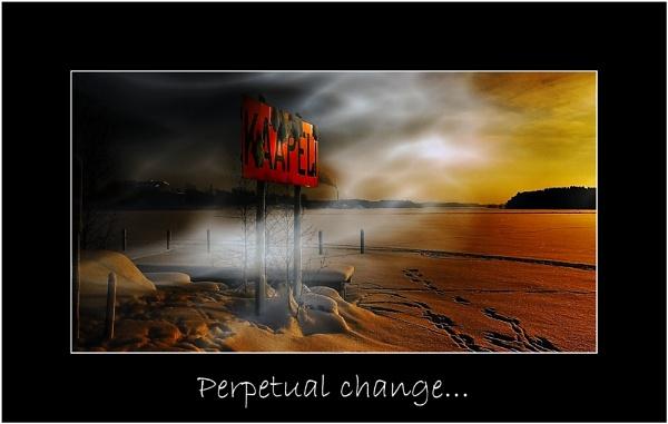 PERPETUAL CHANGE... by Jou©o