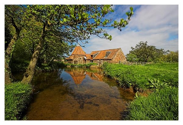 Preston Mill by conrad