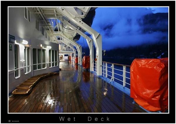 Wet Deck by icebabe
