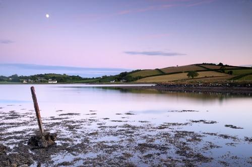 Strangford Lough Twilight by mcsimeyb