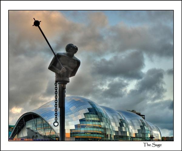 Sage, Gateshead by gnospellius