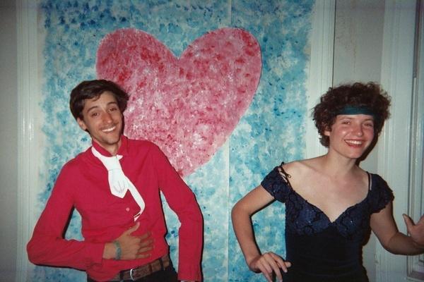 80\'s prom portraits by libertine
