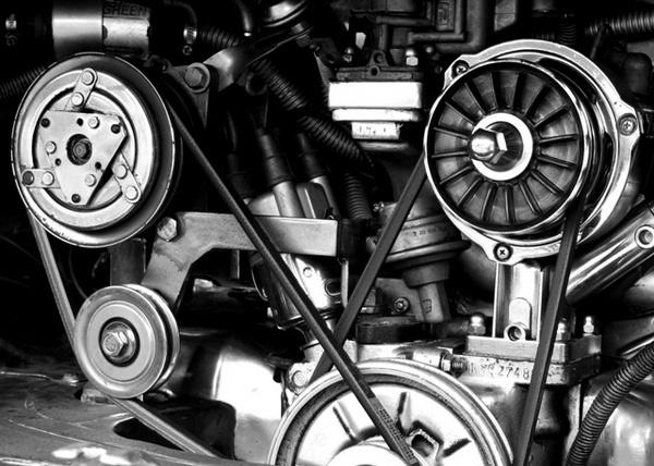 VW TypeII Engine by KevF