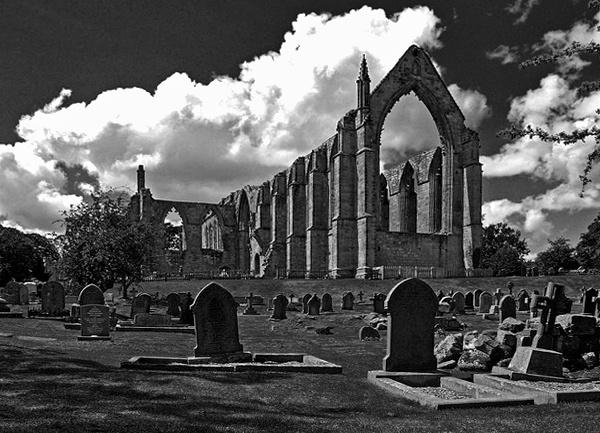 Bolton Abbey in Skipton by imagio