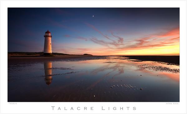 Talacre Lights by sherlob