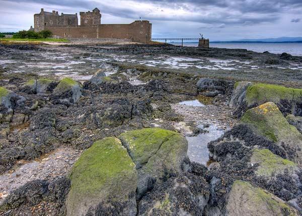 Blackness Castle by albyn