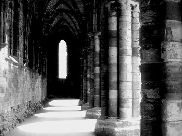 Atmospheric Abbey by lornem
