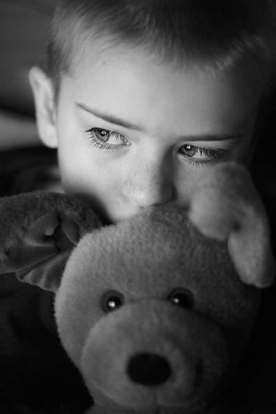 Bedtime Bear by KJackson