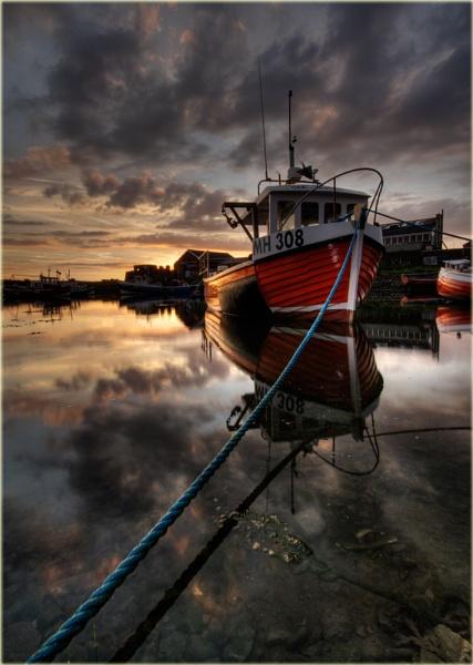 That boat again by LeighRebecca