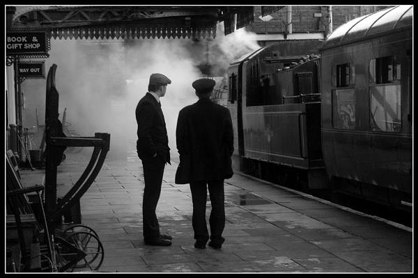 Platform Patter by Cormy