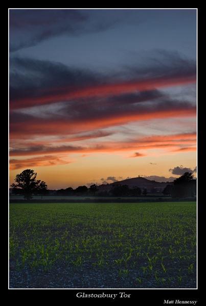 Glastonbury Tor by Matman