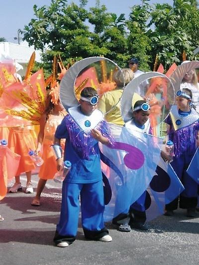 Carnival, Cayman Islands by jennyk