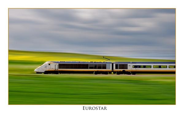Eurostar by Mullac