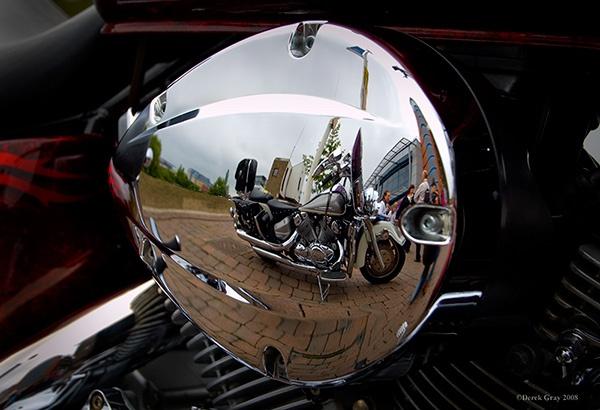 Harley Davidson by DerekLG