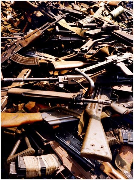 AK 47\'s by WimdeVos
