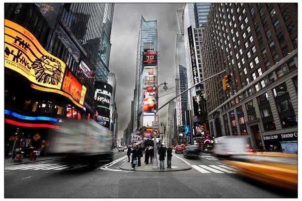 New York Rush! by crazyman