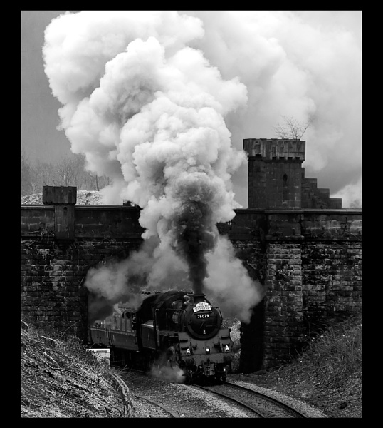 Clagg and Steam by dtomo68