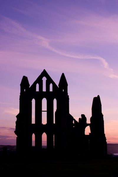 Purple Abbey by Varanus