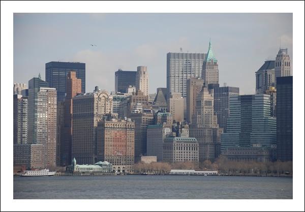 Manhattan Skyline by dans107