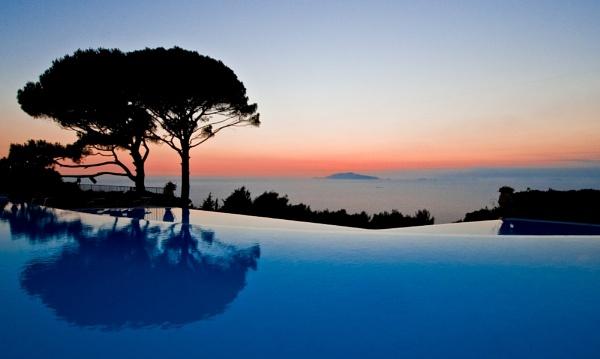 Capri View by GeePanesar