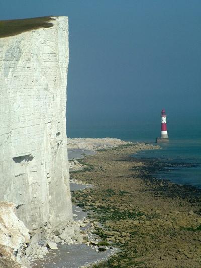Beachy Head by wheeldon