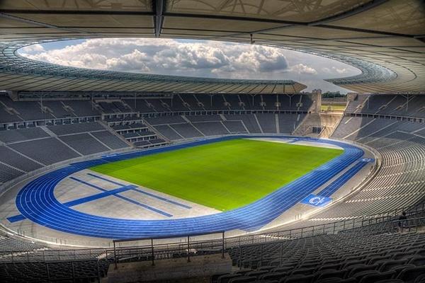 Olympic Stadium Berlin by MarcPK