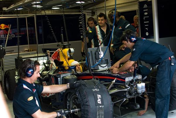 Mark Webber - Red Bull by wwwCOLEUKcom