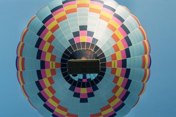 Hot Air Balloon 002 by jinstone