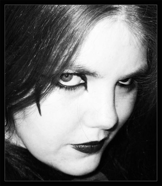 Self Portrait by DarkAngel