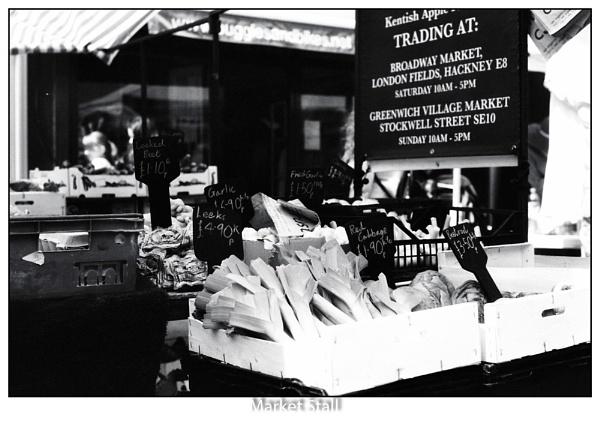 Market Stall by dwilkin