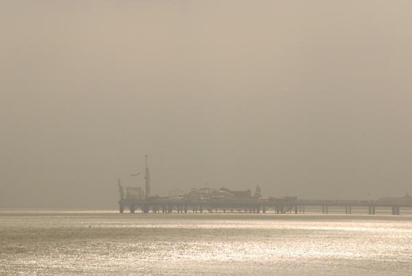 Brighton pier2 by Pornrutai