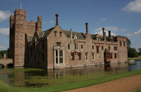 Oxborough Hall, Norfolk by CarolF