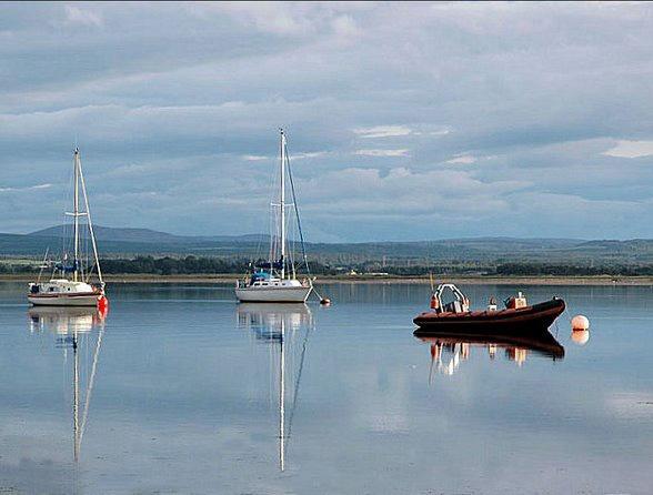 Scottish Estuary by Yewtree