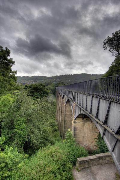 Pontcysyllte Aqueduct by Falling_Light