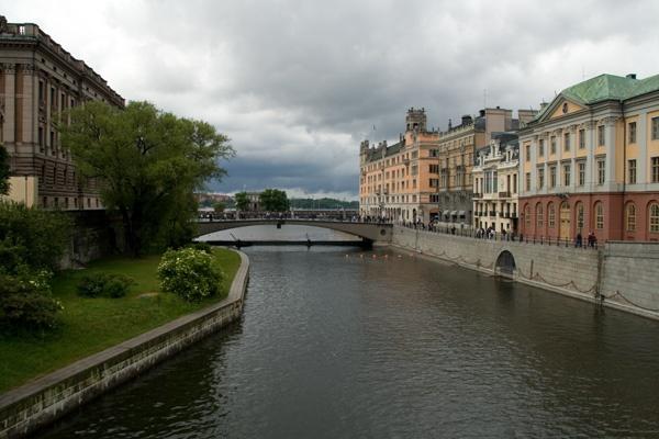 Stockholme, Sweden by wheresjp