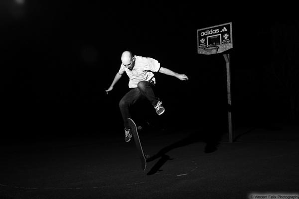 Ben Greco: Hardflip by vinz420