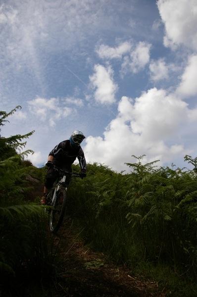 ilkley moor biking by samfinister