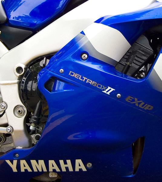 Yamaha R1 by DerekLG