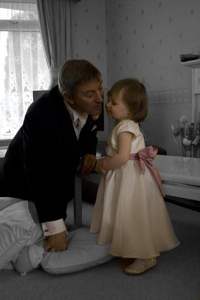 Grandad\'s little girl by afirth